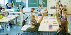 Handvoll Lehrer verweigern Masken im Unterricht