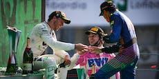Formel-1-Pilot positiv auf Coronavirus getestet
