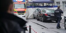 Mann und Frau in Wiesbaden erschossen