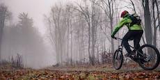 Zeugen müssen Mountainbiker am Semmering wiederbeleben