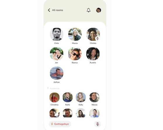 Alte Bekannte? Auf Clubhouse finden sich jene, die sich auf Facebook und Instagram folgen leicht wieder. Besonders über die Einladungsmethode hat man ähnliche Netzwerke.