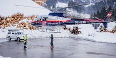 Paar (37 und 38) stirbt bei Skitour unter Lawine