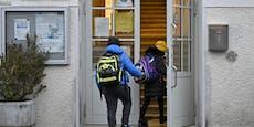 Vater und Sohn verweigern Maske und Test in Schule