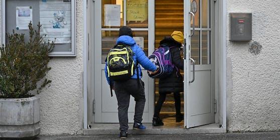 Die Schulen sind wieder geöffnet.