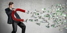 Geld macht nicht glücklich? Doch, sagen Forscher