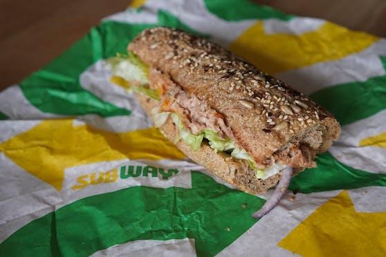 """In Kalifornien soll im """"Tuna Sandwich"""" kein Thunfisch enthalten sein."""