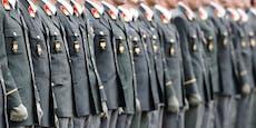 Bundesheer-Offizier wegen Neonazi-Shirt suspendiert