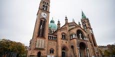 """Favoriten-Randale in Kirche """"kein religiöses Motiv"""""""