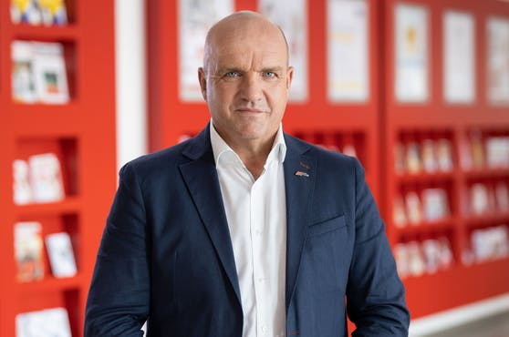 Arbeiterkammer NÖ Präsident Markus Wieser.
