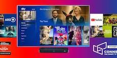 Sky Österreich überrascht TV-Kunden mit Essens-Deal