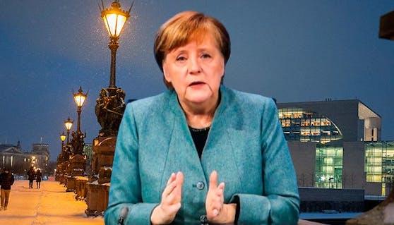 Am Mittwoch um 14 Uhr steigt der Corona-Gipfel bei Merkel im Kanzleramt.