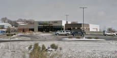 Ein Toter und vier Verletzte nach Schüssen in US-Spital