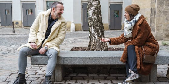 Robert Kratky im Talk mit Romina Colerus