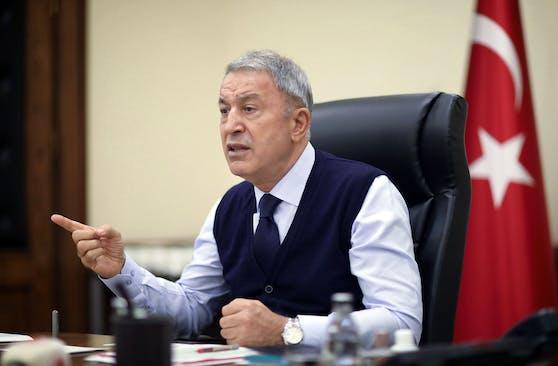 Türkischer Verteidigungsminister Hulusi Akar
