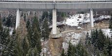 Tauernautobahn nach Statik-Check wieder befahrbar