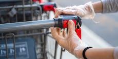 Supermärkte planen Revolution bei Einkaufswagerl