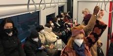 Zug bummvoll - Ausdünnung von Angebot auf Südstrecke?