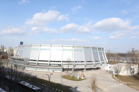 Ab sofort können sich Wiener im Ferry-Dusika-Stadion auf Corona testen lassen.