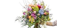 Welche Blumen zum Valentinstag hoch im Kurs stehen