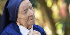 Älteste Frau Europas überlebt mit 116 Jahren Corona