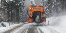 20 Grad, dann kehrt der Schnee nach Österreich zurück
