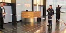Schlägerei am Flughafen Wien wegen Coronatests