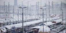 Zug entgleist – Weststrecke tagelang gesperrt