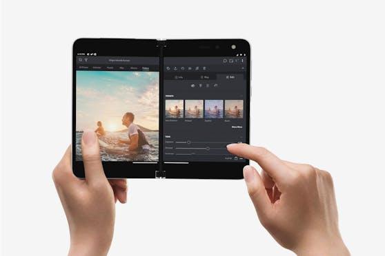Das Microsoft Surface Duo ist ab dem 18. Februar 2021 in Deutschland erhältlich.