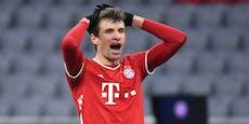 Positiv-Test bestätigt: Wie es mit Müller weitergeht