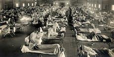 Vergleich hinkt - Spanische Grippe war viel schlimmer