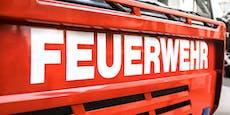 Feuerwehrauto crasht nach Einsatz, Floriani (30) stirbt