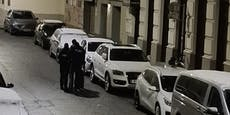 Polizei sprengt Corona-Party in Wiener Vereinshaus