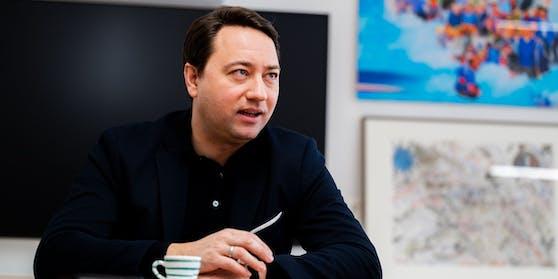 FPÖ-OÖ-Chef Manfred Haimbuchner
