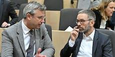 Schon zwei Bundesländer denken an Kickl als FPÖ-Spitze