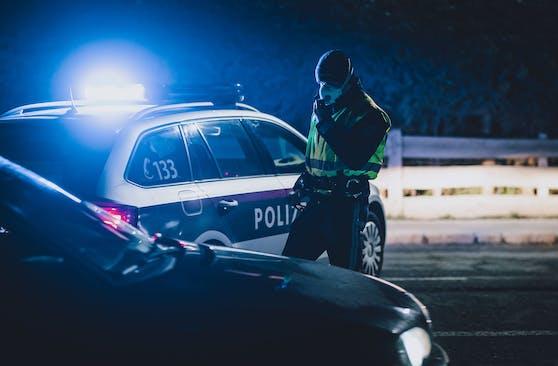 Verkehrskontrolle, POlizeikontrolle, Alkofahrt, Raser