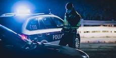 Raser überfährt Polizisten bei Kontrolle – Festnahme