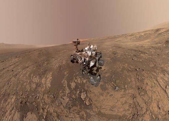 Der Februar 2021 scheint ganz im Zeichen der Marsforschung zu stehen.