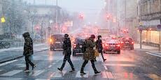 Wetter-Experten haben frustrierende Kälte-Prognose