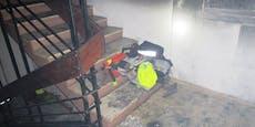 Ein Toter und sechs Verletzte bei Wohnungsbrand in Graz