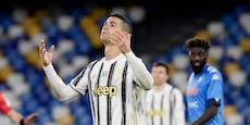 Rückschlag im Titelrennen! Juve-Pleite gegen Napoli