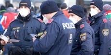 Zwei Demos, 18 Anzeigen und vier Verhaftungen