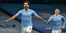 3:0-Erfolg! City lässt Mourinhos Tottenham keine Chance