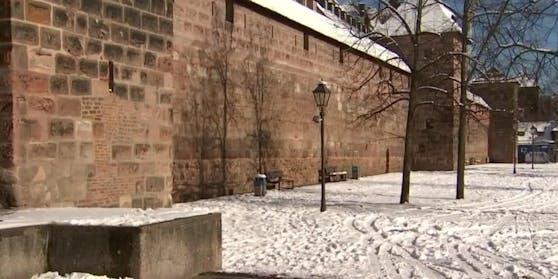 Der Vorfall ereignete sich in Nürnberg.