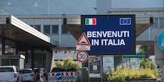 Corona LIVE: Wer nach Italien reist, muss in Quarantäne