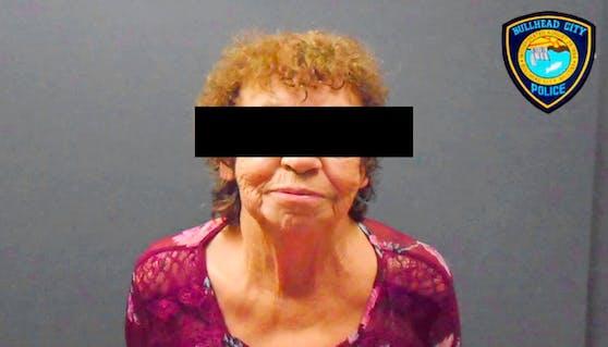 Marilyn K. wurde festgenommen