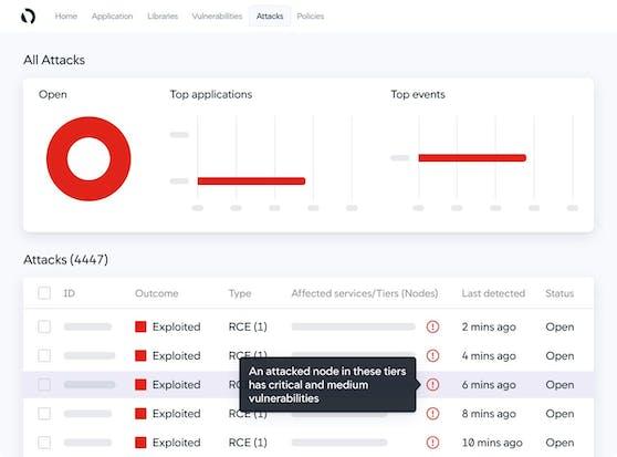 Cisco Secure Application: mehr Anwendungssicherheit bei gleichbleibender Performance.