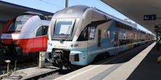 Blümel gibt Corona-Millionen für ÖBB und Westbahn frei