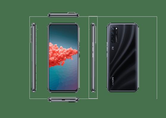 Das ZTE Axon 20 kommt nun auch als 5G-Version.