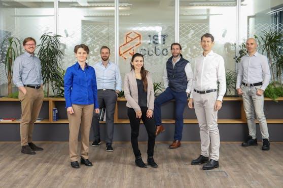 IST cube verzehnfacht Venture Fonds für Gründer*innen aus der Wissenschaft.