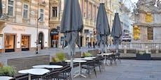 Wien plant Freitesten für Schanigärten und Kicken